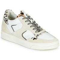 Pantofi Femei Pantofi sport Casual Mam'Zelle ARTIX Alb / Leopard