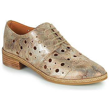 Pantofi Femei Pantofi Derby Mam'Zelle SUPER Bej