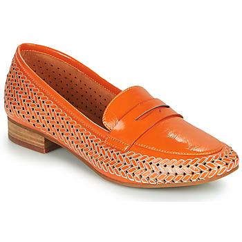 Pantofi Femei Mocasini Mam'Zelle ZIP Portocaliu