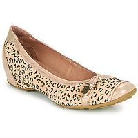 Pantofi Femei Balerin și Balerini cu curea Mam'Zelle FABRI Bej