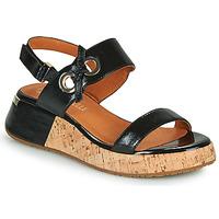 Pantofi Femei Sandale  Mam'Zelle CLIP Negru