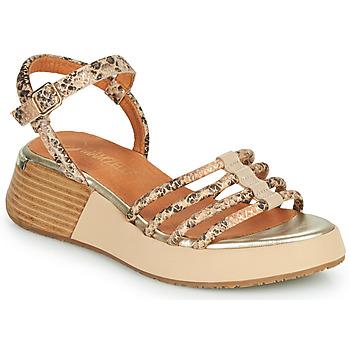 Pantofi Femei Sandale  Mam'Zelle CALVA Bej