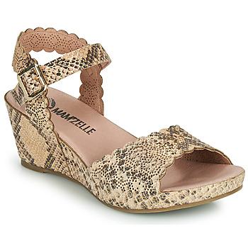Pantofi Femei Sandale  Mam'Zelle DOUGA Bej