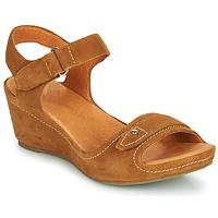 Pantofi Femei Sandale  Mam'Zelle DARDA Coniac