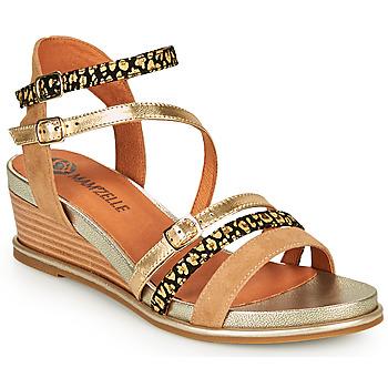 Pantofi Femei Sandale  Mam'Zelle NAGA Bej / Portocaliu