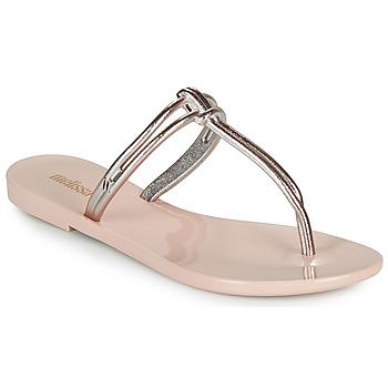 Pantofi Femei Papuci de vară Melissa ASTRAL CHROME AD Roz