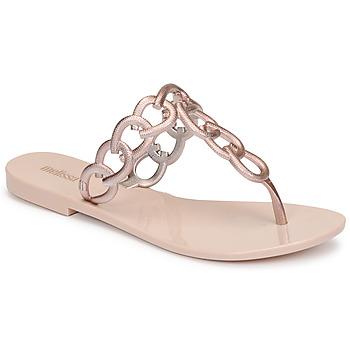 Pantofi Femei  Flip-Flops Melissa SUCCESS AD Roz