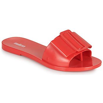 Pantofi Femei Papuci de vară Melissa BABE AD Roșu