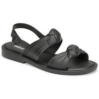 Pantofi Femei Sandale  Melissa VELVET SANDAL AD Negru