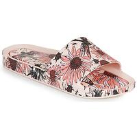 Pantofi Femei Papuci de vară Melissa BEACH SLIDE PRINT AD Roz