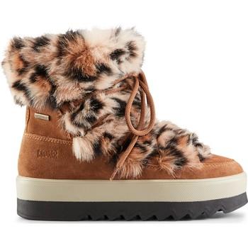Pantofi Femei Cizme de zapadă Cougar Vanity Suede Oak