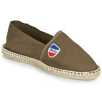 Pantofi Bărbați Espadrile 1789 Cala CLASSIQUE UNI Verde