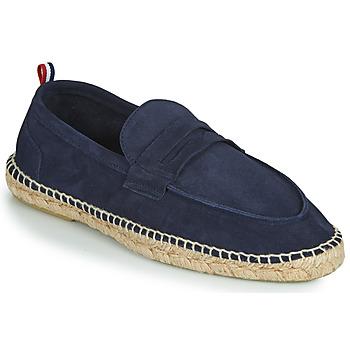 Pantofi Bărbați Espadrile 1789 Cala MARINA LEATHER Albastru