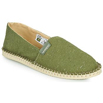 Pantofi Espadrile Havaianas ESPADRILLE ECO Verde