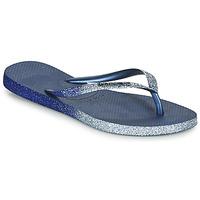 Pantofi Femei  Flip-Flops Havaianas SLIM SPARKLE II Albastru