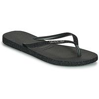 Pantofi Femei  Flip-Flops Havaianas SLIM SPARKLE II Negru