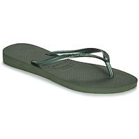 Pantofi Femei  Flip-Flops Havaianas SLIM Verde