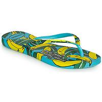 Pantofi Femei  Flip-Flops Havaianas SLIM SUMMER Albastru
