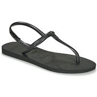 Pantofi Femei Sandale  Havaianas TWIST Negru