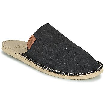 Pantofi Papuci de vară Havaianas ESPADRILLE MULE ECO Negru