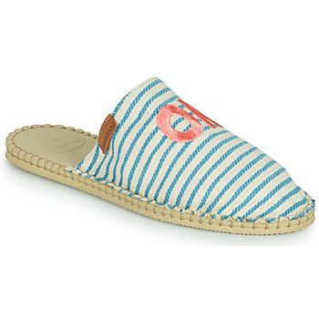 Pantofi Femei Espadrile Havaianas ESPADRILLE MULE FUN ECO Albastru
