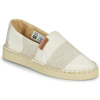 Pantofi Femei Espadrile Havaianas ESPADRILLE CLASSIC FLATFORM ECO Bej