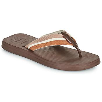Pantofi Bărbați  Flip-Flops Havaianas NEW URBAN WAY Negru / Maro