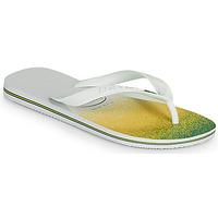 Pantofi  Flip-Flops Havaianas BRASIL FRESH Alb