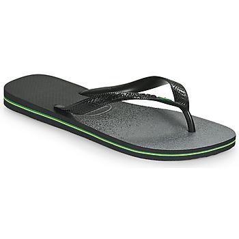 Pantofi  Flip-Flops Havaianas BRASIL FRESH Negru
