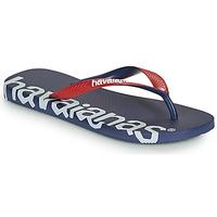 Pantofi  Flip-Flops Havaianas TOP LOGOMANIA HIGHTECH Albastru