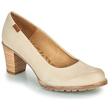 Pantofi Femei Pantofi cu toc MTNG 51078 Bej
