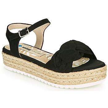 Pantofi Femei Sandale  MTNG 50687 Negru