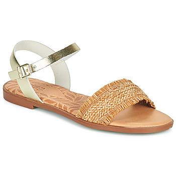 Pantofi Femei Sandale  MTNG 51010 Maro