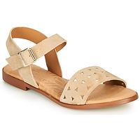Pantofi Femei Sandale  MTNG 51062 Bej