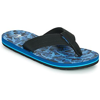 Pantofi Băieți  Flip-Flops Rip Curl RIPPER KIDS Albastru