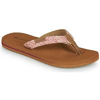 Pantofi Fete  Flip-Flops Rip Curl FREEDOM MINI Roșu