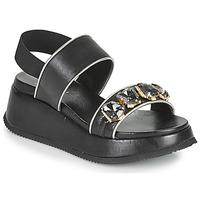 Pantofi Femei Sandale  Tosca Blu BLENDA Negru