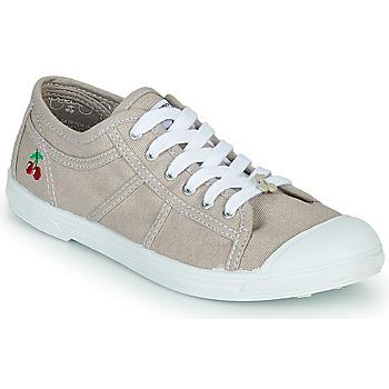 Pantofi Femei Pantofi sport Casual Le Temps des Cerises BASIC LACE Bej