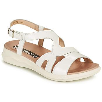 Pantofi Femei Sandale  Wonders PEWE Alb