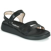 Pantofi Femei Sandale  Wonders PERA Negru