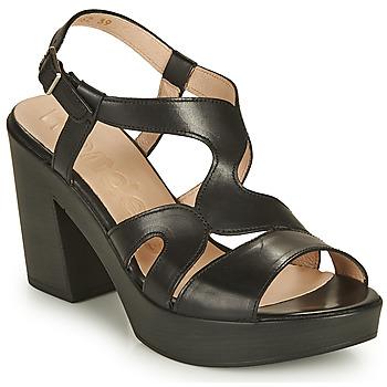 Pantofi Femei Sandale  Wonders PAROTI Negru