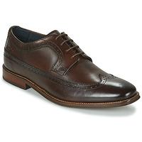 Pantofi Bărbați Pantofi Derby Base London HAVISHAM Maro
