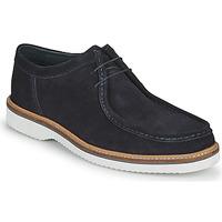 Pantofi Bărbați Pantofi Derby Base London BARNUM Albastru