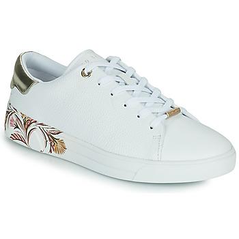 Pantofi Femei Pantofi sport Casual Ted Baker TIRIEY Alb
