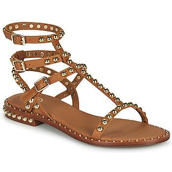 Pantofi Femei Sandale  Ash PLAY Maro