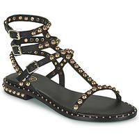 Pantofi Femei Sandale  Ash PLAY Negru