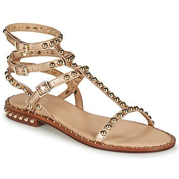 Pantofi Femei Sandale  Ash PLAY Auriu