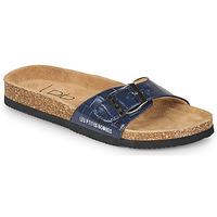 Pantofi Femei Papuci de vară Les Petites Bombes ROSA Albastru