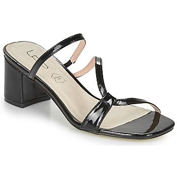 Pantofi Femei Papuci de vară Les Petites Bombes BERTHINE Negru