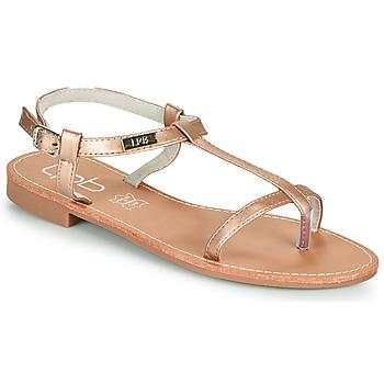 Pantofi Femei Sandale  Les Petites Bombes BULLE Roz